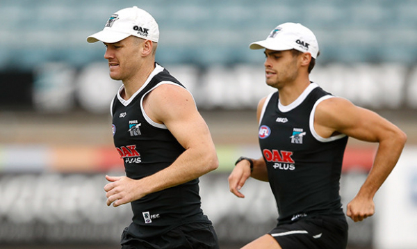 Gray out, Watts to captain