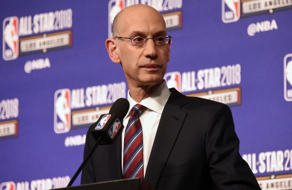 Adam Silver Says NBA Is 'Conflicted' On Potential Change To One-And-Done Draft Rule