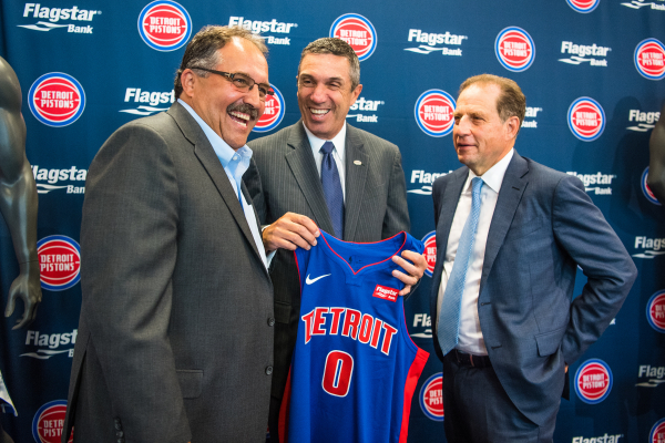 Pistons' Arn Tellem could step into basketball role if GM leaves team