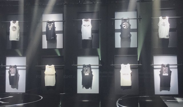 Jumpman Logo On NBA All-Star Game Jerseys A Landmark Achievement For Jordan Brand, Whose Focus Is On Innovation