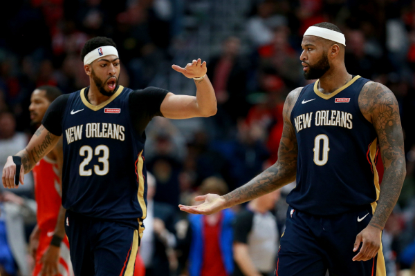 Anthony Davis Says Pelicans Could Have Gone To Finals With Healthy Cousins