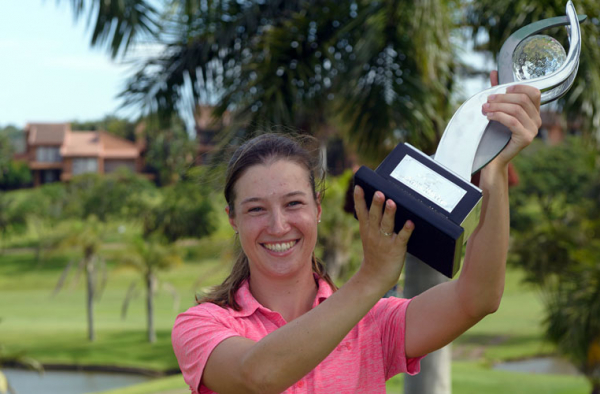 SA Women's Masters joy for Fuenfstueck