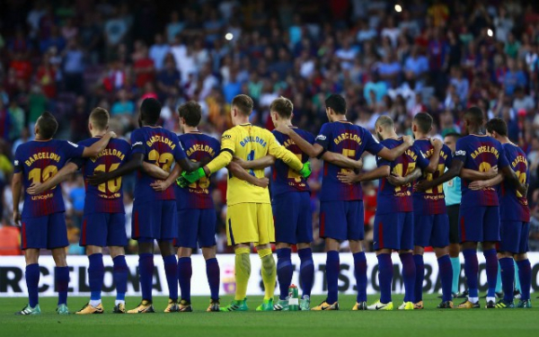 Barcelona players warned star has £88million Manchester United transfer offer