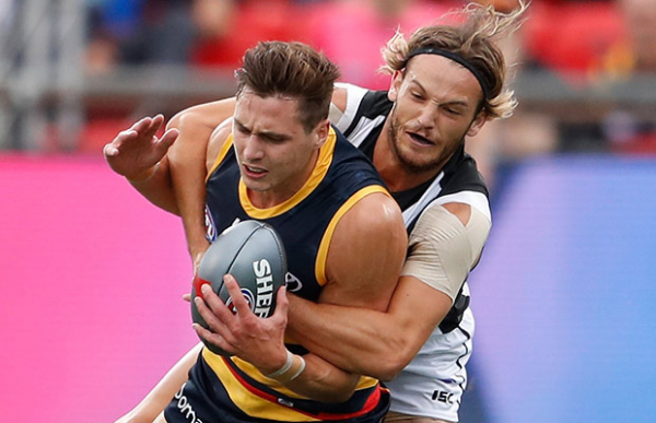 Crows trump Cats to claim early AFLX glory