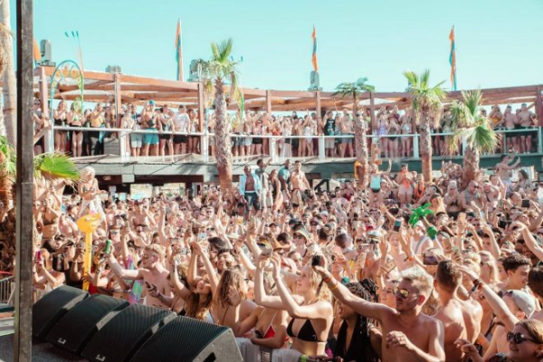 Paul Woolford and George FitzGerald  are heading to Hideout 2018