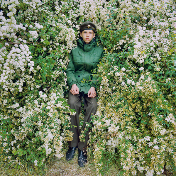 Michal Chelbin's photography is an unusual insight into Ukraine's military boarding schools