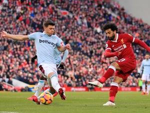 Jurgen Klopp hails 'greedy' Liverpool forward Mohamed Salah