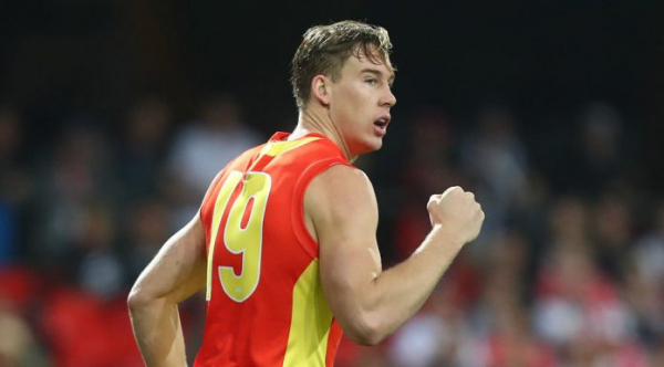 """Robbo reveals the Victorian club """"up to their eyeballs"""" in Tom Lynch"""