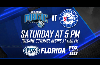 Preview: Magic tasked with slowing down streaking 76ers