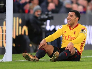 Result: Troy Deeney wins it late for Watford against Everton