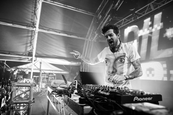Dillon Francis gets back to his roots with video for latest single, 'We The Funk'
