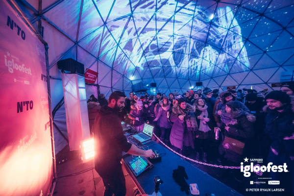 Photo Gallery: Igloofest 2018