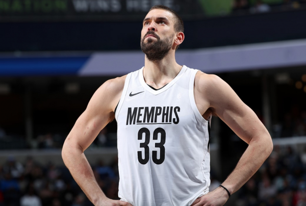 Marc Gasol on Coping With Grizzlies Season: 'I Renew My Vows Every Day'