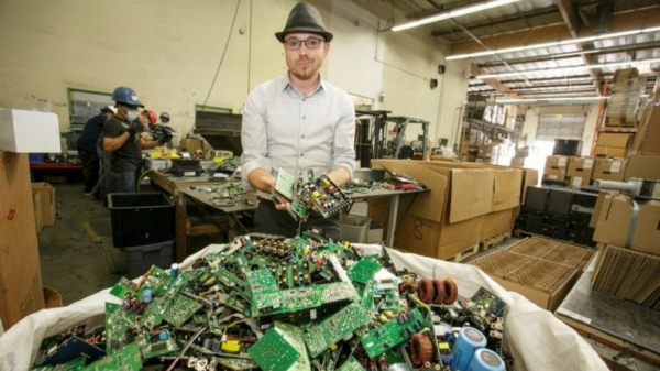 E-waste recycler gets 15 month prison sentence for creating worthless backup discs