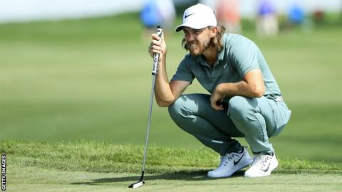 Honda Classic: Tommy Fleetwood two shots off lead going into final round