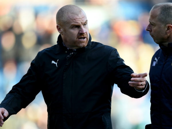Dyche frustrated by referee decisions in 'hard to take' Burnley draw