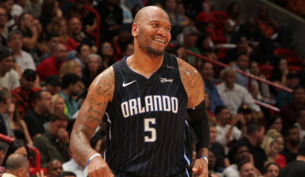 Marreese Speights Best on Magic at Drawing Charges