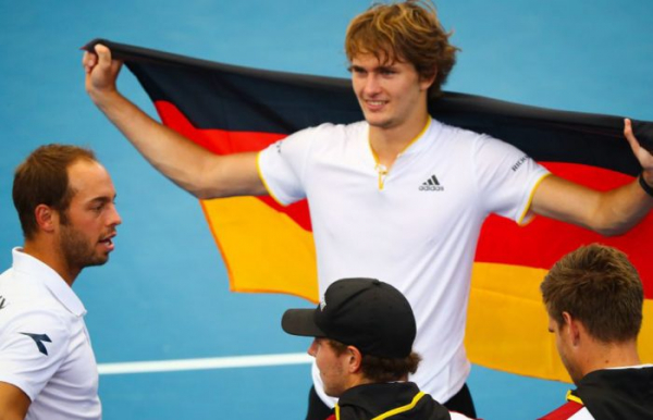 Davis Cup: Germany claim 3-1 win