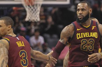Cavs bounce back with 112-89 win over Grizzlies