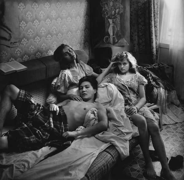 """""""A desire for the forbidden would be equal to treason"""": Photographer Nikolay Bakharev on life in the USSR (NSFW)"""