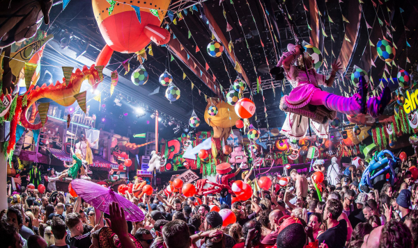 Elrow and Luciano to launch new super-club in Dubai