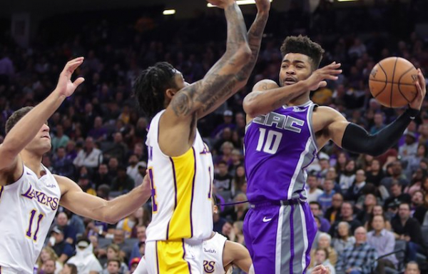 Lakers Vs. Kings Preview & TV Info: Road Trip Begins As Lonzo Ball Sits In Back-To-Back