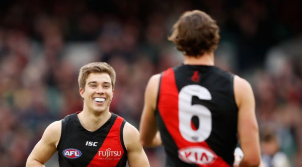 Young bombers are similar to Saints of a decade ago