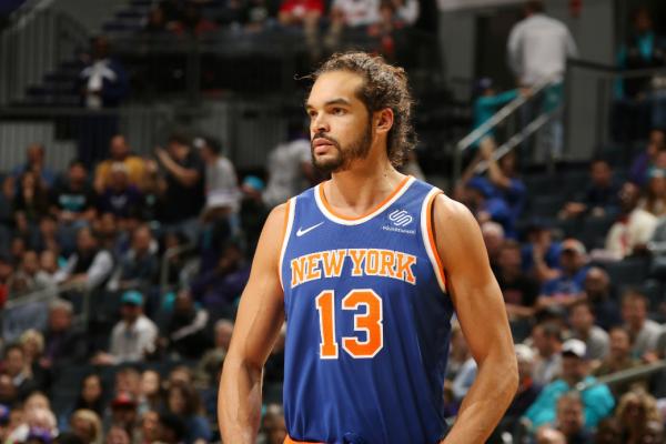 Jeff Hornacek: Knicks Have 'Moved On' From Joakim Noah