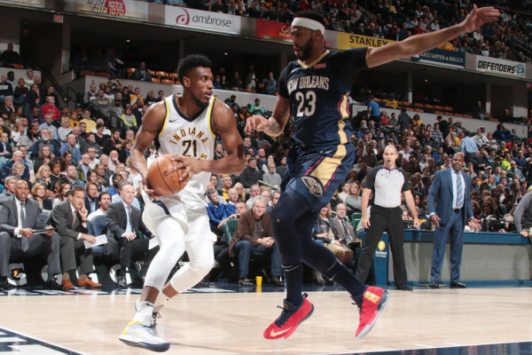 Pelicans-Pacers Game Rescheduled