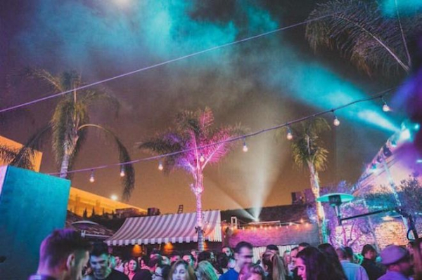 Los Angeles' Le Jardin reopens with new weekly event BeforeAfter