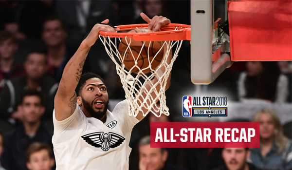 All-Star Recap: Best Pelicans Content from All-Star Weekend