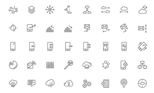 Best Free Web Icon Packs for 2018