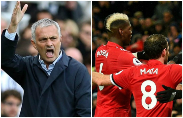 Jose Mourinho at 'all-time low' with Manchester United star as agent holds transfer talks with Champions League giants