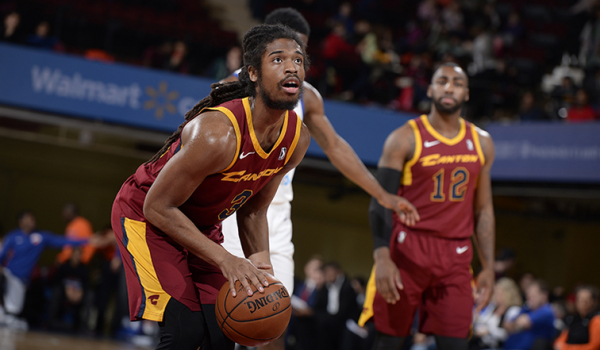 Cavs Assign Marcus Thornton to Canton Charge