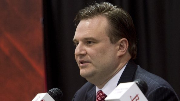 Rockets GM Daryl Morey celebrates Warriors loss on Twitter