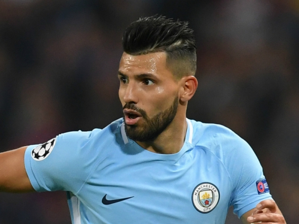 Fantasy Football: Four-goal Aguero leads Goal's Fantasy Team of the Week