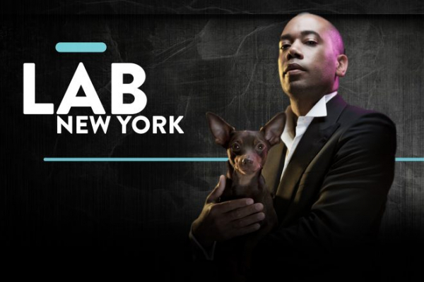 ​Carl Craig in The Lab NYC