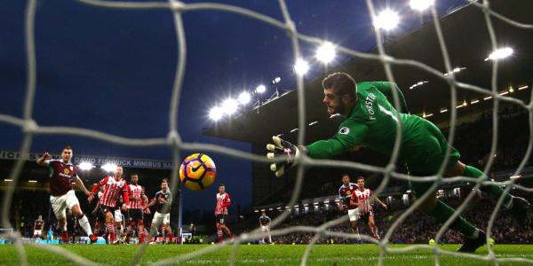 Burnley vs Southampton: Last time out