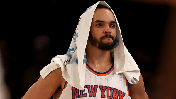 Report: Warriors, Timberwolves, Thunder interested in Joakim Noah if he is bought out by Knicks