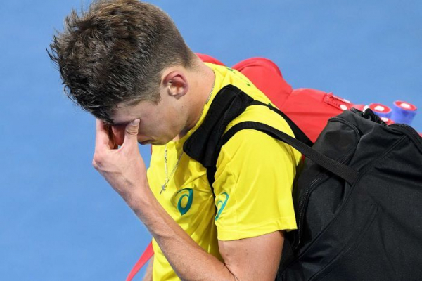 Exhausted de Minaur in doubt for Davis Cup match, Millman prepares to fill in
