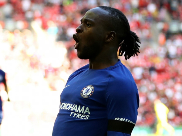 Inside Opta: How Chelsea's Victor Moses fared against Ahmed Hegazi's West Bromwich Albion