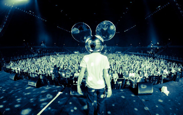 deadmau5 announces second live 'where's the drop?' show