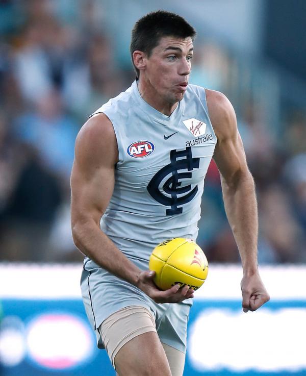 Blues confident star ready to cruise into season