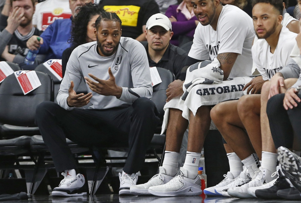 Spurs Players Say Kawhi Leonard Still Not Practicing With Team