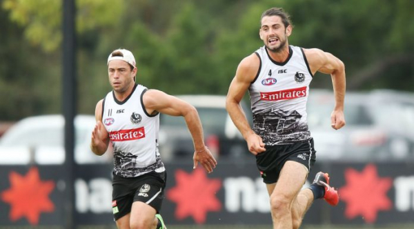 Grundy Looking to Bolster Magpies Forward Line