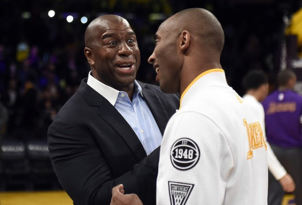 Kobe Bryant, Magic Johnson Among Lakers Legends To Grace Slam Magazine Top 100 Players Issue Cover