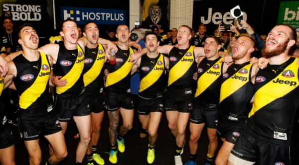 LISTEN: Richmond's new theme song revealed