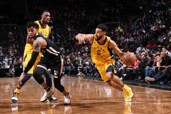 Cory Joseph has excelled as starting point guard for the Pacers