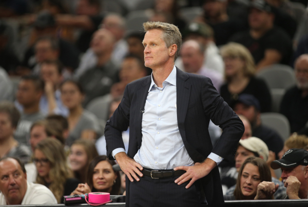 Steve Kerr Speaks On Gun Violence At Town Hall Meeting