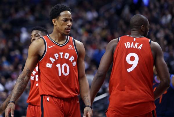 DeMar DeRozan Criticizes Refs After Raptors Lose To Thunder